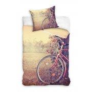 Pościel młodzieżowa 160x200 Rower NL161006