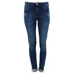 Spodnie damskie jeans BOYFRIEND DUŻY ROZMIAR