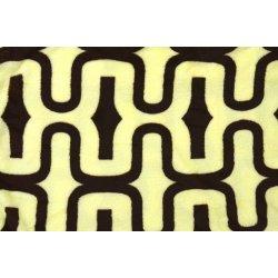 Koc z mikrofibry 140X190 SOFT WZ.8