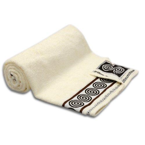 Ręcznik kąpielowy MAŁY 50x90 ECRU