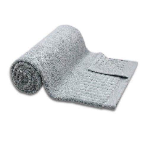 Ręcznik bawełniany DUŻY 70x140 JASNY GRAFIT