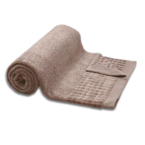 Ręcznik bawełniany DUŻY 70x140 CYNAMONOWY