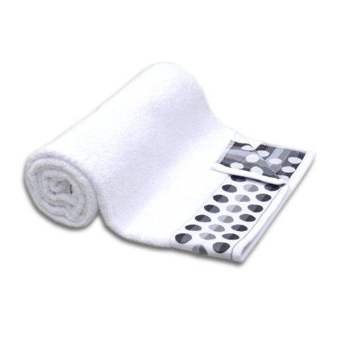 Ręcznik frotte DUŻY 70x140 BIAŁY