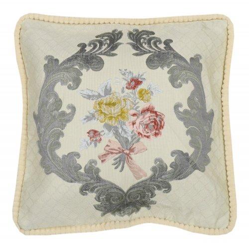 Poszewka na poduszkę dekoracyjną 50x50 WZ. 3 ozdobna