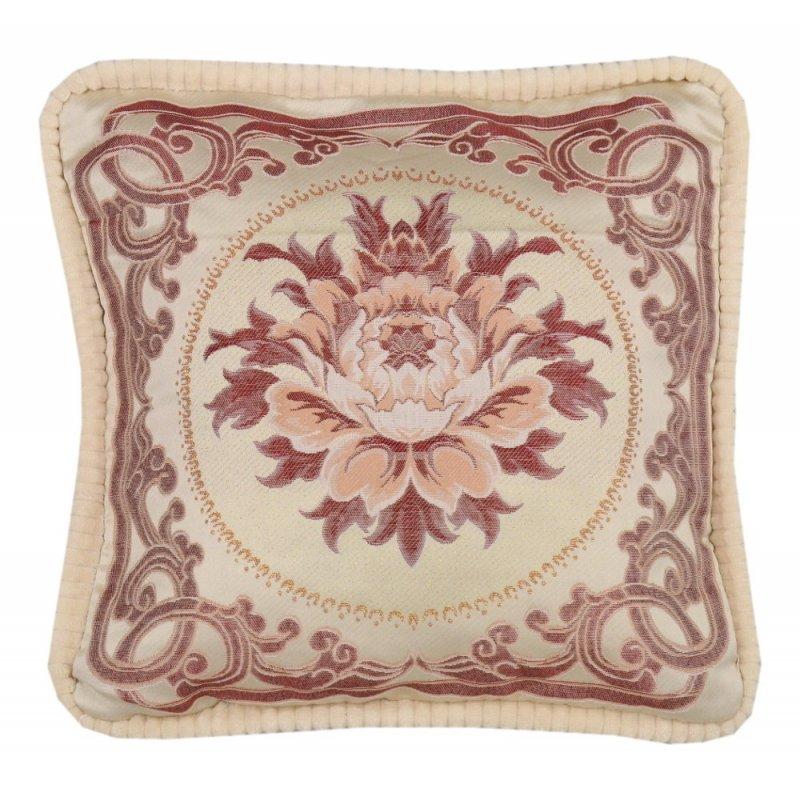 Poszewka na poduszkę dekoracyjną 50x50 WZ. 4 ozdobna