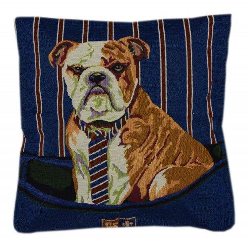 Poszewka na poduszkę ozdobna 45x45 WZ. 6 Pies