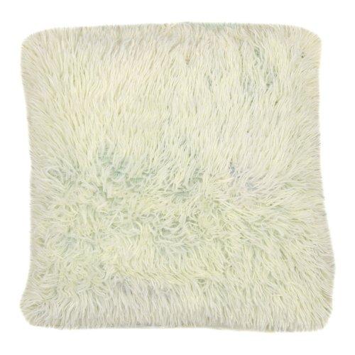 Dekoracyjna poszewka na poduszkę 40x40 (kremowa)