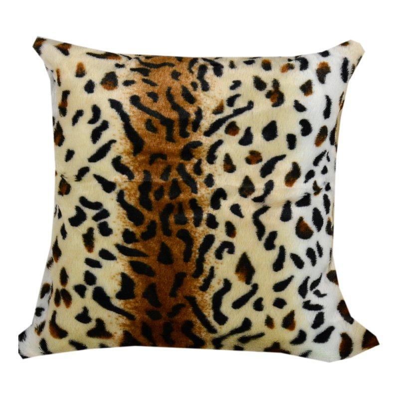 Poszewka na poduszkę z mikrofibry 40x40 WZ. 4 Tygrys