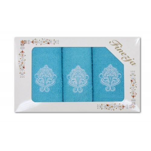 Komplet ręczników na prezent WZ. 8