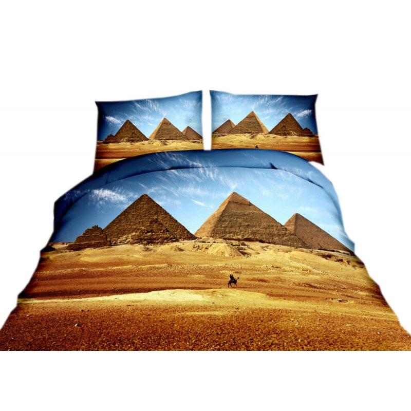 Pościel młodzieżowa WZ. 4 Egipt Piramidy Krajobraz