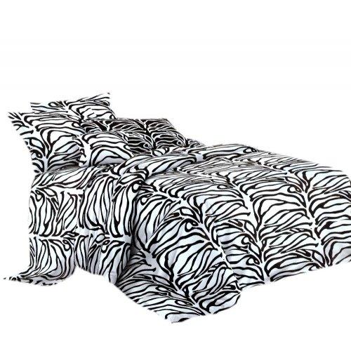 Pościel czarno biała 160X200 WZ. 10