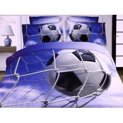 Pościel 3D Piłka Nożna 200x220 Pościel dla kibica