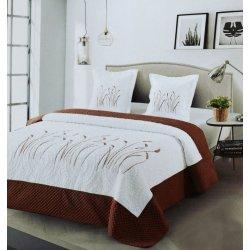 Kapa na pościel do sypialni Na Łóżko 220x240 ELWAY Pikowana Haft 902-04