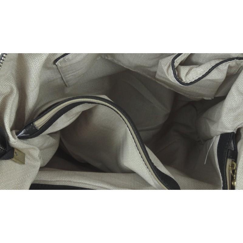 Torebka tekstylna (beżowa)