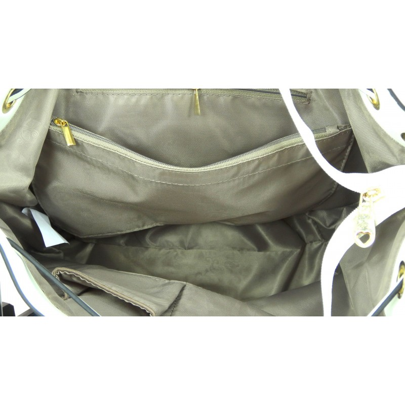 Torebka tekstylna (biała)