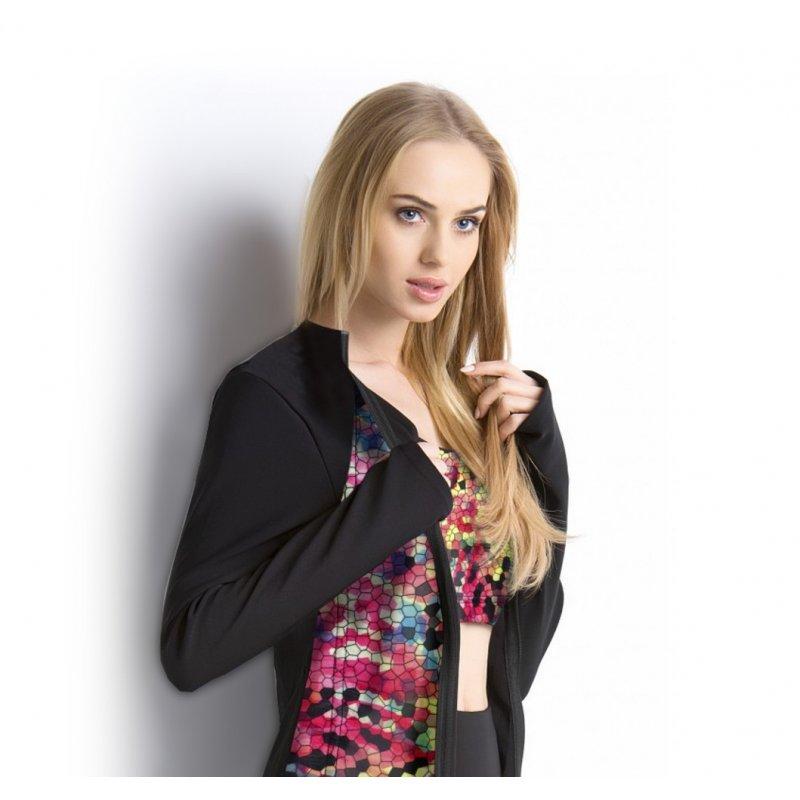 Bluza damska na stójce