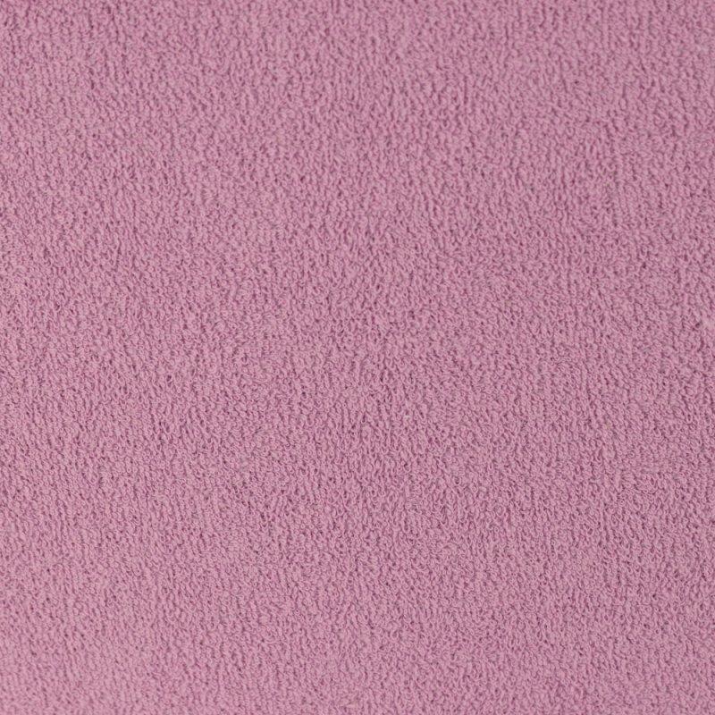 Jasno fioletowe prześcieradło z gumką 160x200 FROTTE Wrzos Dobre Prześcieradło Frotte
