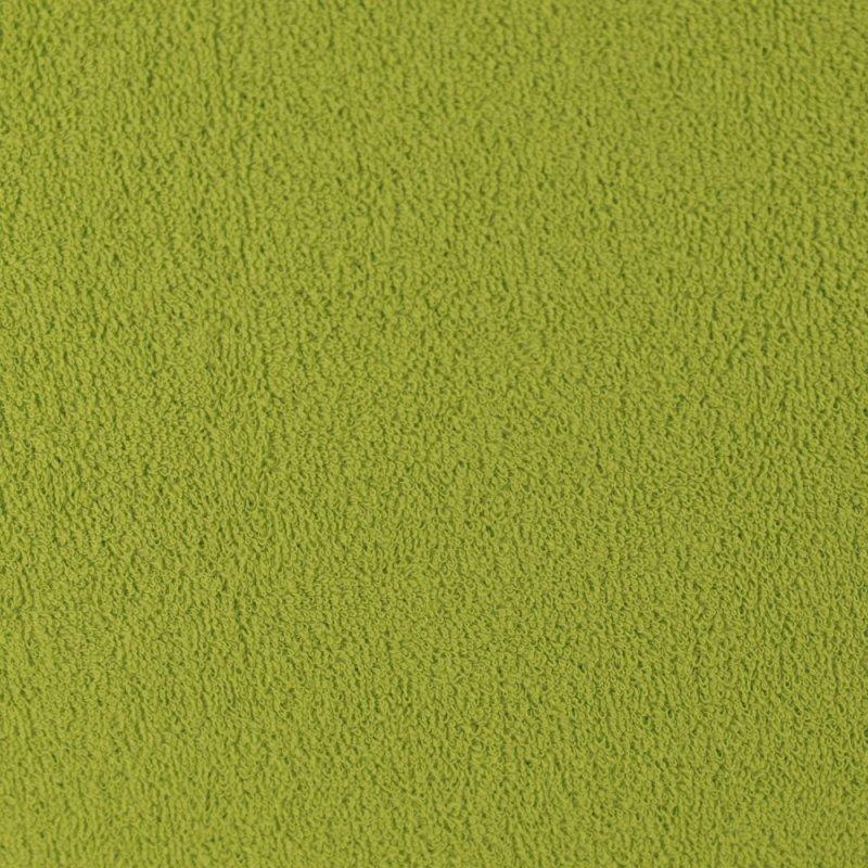 Zielone prześcieradło z gumką 160x200 FROTTE Zielony