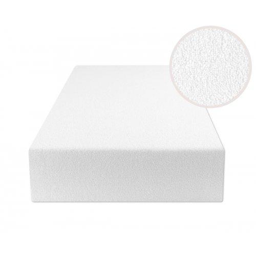 Prześcieradło na materac do łóżeczka 70x140 FROTTE Biały