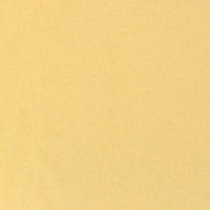 Prześcieradło na materac 60x120 JERSEY Banan Prześcieradło Bawełniane 60x120