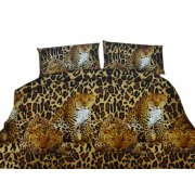 Pościel 3D Gepard 200x220 WZ. 23
