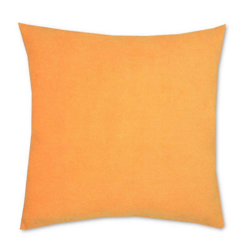 Poszewka Na Poduszkę Dekoracyjną 40x40 2643 Pomarańczowa Poszewka na Poduszkę