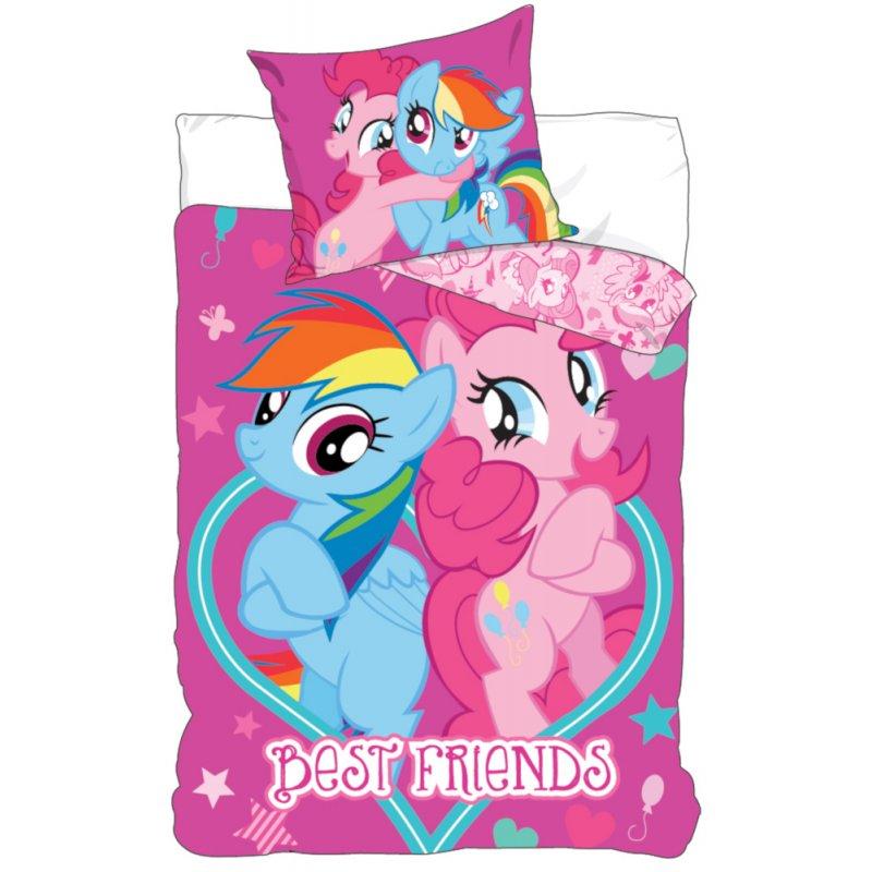 Pościel licencyjna dla dzieci 160x200 My Little Pony MLP174001