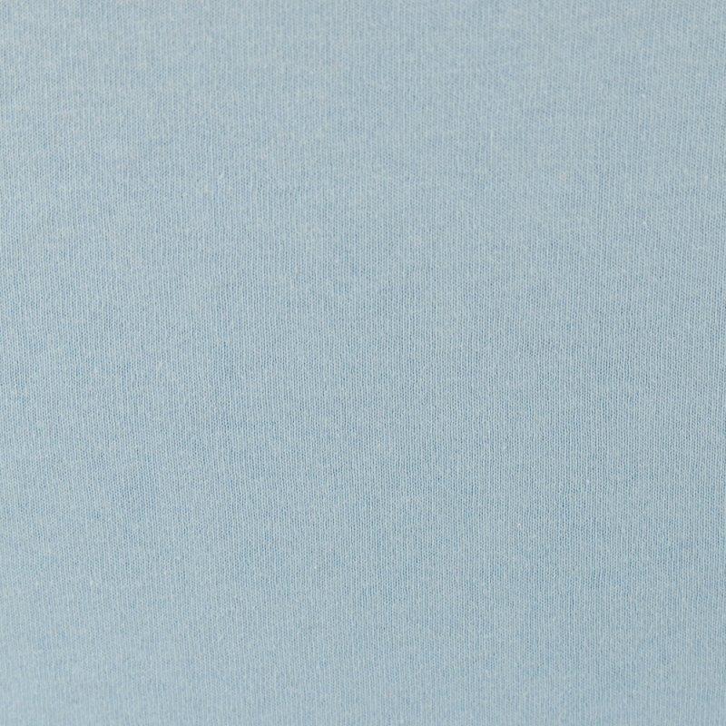 Błękitne prześcieradło z gumką 180x200 JERSEY Jasny Niebieski Prześcieradło z Gumką 180x200 Jersey
