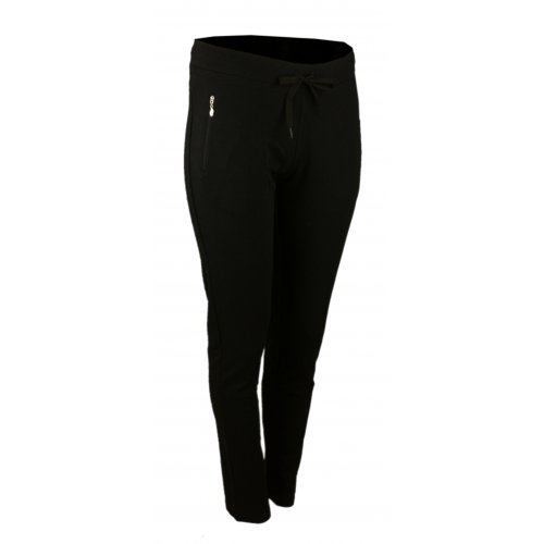 Spodnie dresowe sportowe REFEEL - CZARNE
