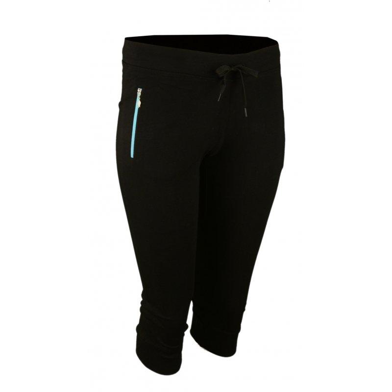Spodnie dresowe sportowe N-FEEL Rybaczki- niebieskie