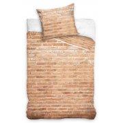 Pościel w Cegły 140x200 Brick YNL181049-P